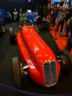 Maserati 6CM 1500 1937