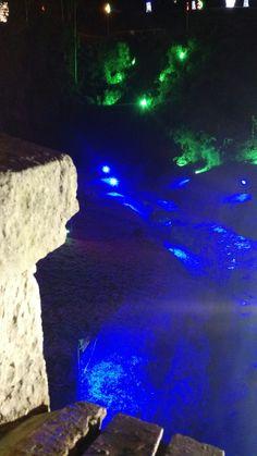 Riachuelo bajo el puente de Boyacá