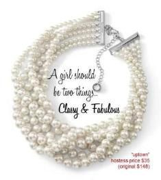 Uptown Pearl Necklace is a wonderful and timeless piece to see that every outfit can be amazing!