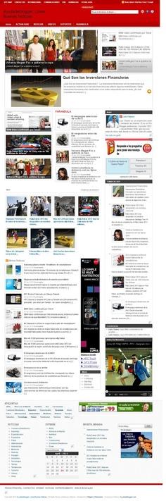 Plantilla para Blogger Línea Buenas Noticias Tutorial Blogger - Widgets y Plugins para Blogger