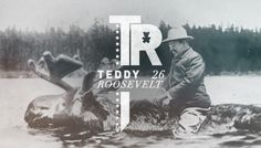 Teddy: The Branding Of The Presidents Continues With Designs 22 Through 40.