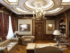 Президент – элитный дизайн коттеджей от Antonovich Design