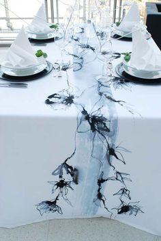Why isn't my table setting this gorgeus? Design by Jukka Rintala