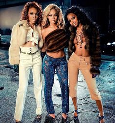 #TBT: Twelve years since Destiny's Child lead single 'Lose My Breath' from their farewell album #DestinyFulfilled. Who remembers this vid? Who had the best verse? Who had the best look? #CurtainsTalk