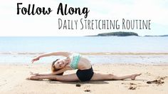 Daily Stretching Routine for Flexibility - YouTube