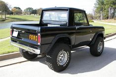 1967 FORD BRONCO CUSTOM PICKUP - Barrett-Jackson Auction Company - World's Greatest Collector Car Auctions