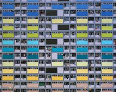 Michael Wolf, Architecture of density (08).