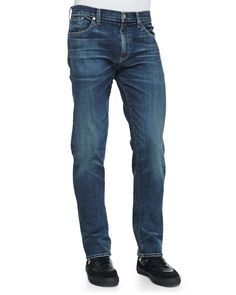 Core Slim Straight Argo Jeans, Size: 34, Blue - Citizens of Humanity