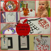 Tot School ABCs | School Time Snippets Something to do with J while working with R