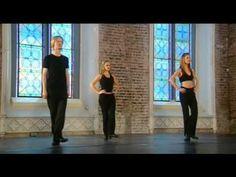Jean Butler's Irish Dance - Part 3 ~ Leg Work, Jump Work (2:46), Balance Taps & Rhythm (5:49), Click Work (11:05), Cut Work & Slow Trebles (13:21), Heel Work (15:42)