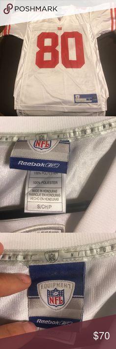 NY giants 'Jeremy Shockey' jersey Brand new Jeremy Shockey jersey. Reebok Shirts Tees - Short Sleeve