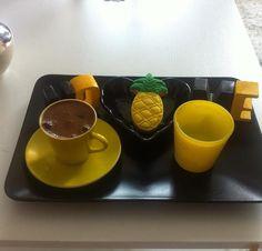 my coffee..