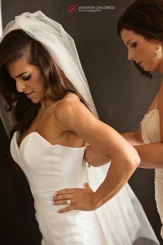Jennifer Childress Photography | Wedding | Adelphia Ballroom | Deptford, NJ | Bride |  www.jennchildress.com