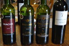 4 vinos de Bodegas Irache