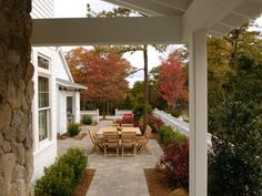 Browse through inviting outdoor room photos from HGTV Smart Home and vote for the space you love the most.