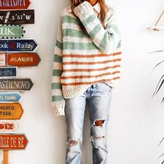 Knitting Kits, Crochet For Beginners, Knit Fashion, Patch, Plaid Scarf, Pullover Sweaters, Knit Crochet, Knitwear, Knitting Patterns