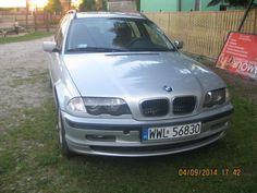 BMW E46 2,0 d Touring 2001 rok