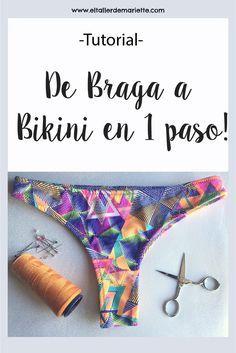De Braga a Bikini | El Taller de Mariette