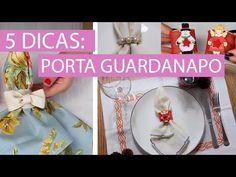 COMO FAZER PORTA GUARDANAPO DE LAVANDA - YouTube