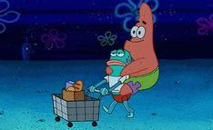 patrick star errands