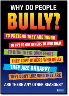 6 Great Posters on Bullying ~ Educational Technology and Mobile Learning Free resource of educational web tools, century skills, tips and tutorials on how teachers and students integrate technology into education Stop Cyber Bullying, Anti Bullying Activities, Anti Bullying Lessons, Counseling Activities, Adult Bullies, Bullying Quotes, Stop Bullying Posters, Bullying Prevention, Raising Kids