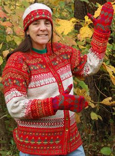 Korsnäs Tapestry Crochet « Tapestry Crochet Tapestry Crochet, Knit Crochet, Folk Costume, Costumes, Textiles Techniques, Knits, Christmas Sweaters, Sewing Crafts, Knitting Patterns