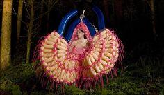 balloon sculptures by Jason Hackenwerth