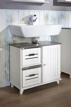 landhaus garderobe mit sitzbank inkl sitzkissen 2. Black Bedroom Furniture Sets. Home Design Ideas