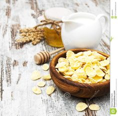 Healthy Breakfast - Download From Over 29 Million High Quality Stock Photos, Images, Vectors. Sign up for FREE today. Image: 49204970