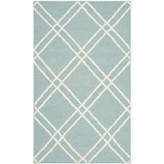 Camden Rug in Light Blue at Joss & Main