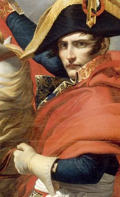 "Napoleon Bonaparte said "" I have made the most wonderful discovery, I have discovered men will risk their lives, even die, for ribbons!"" Bonaparte knew how to use rewards to his advantage. Jacque Louis David, World History, Art History, French History, Classic Paintings, French Revolution, Napoleonic Wars, Kaiser, The Past"