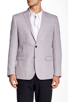 Two Button Notch Lapel Sport Coat by Ben Sherman on @nordstrom_rack