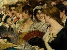 In the Front Row at the Opera, William Holyoke