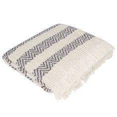 Chevron Bamboo Throw Blanket #laylagrayce