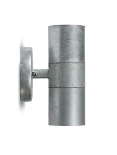 Made from steel with a hot dipped galvanized finish, our simple and stylish Zinc Wall Light includes two bulbs that cast a soft light up and down your wall. Fully waterproof and suitable for use both indoor and out, it brings a gently nod to the industrial trend to your garden, porch or kitchen. Click here to view our useful lighting buying guide.