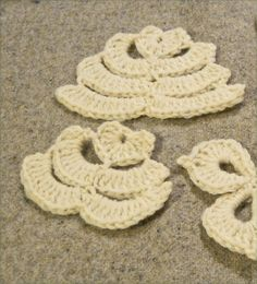 Ravelry: Mini Monstera by Akua Lezli Hope...free pattern for leaf appliqué!