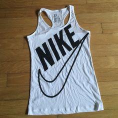 Nike Racerback Tank Never Worn Sportswear Tank Nike Tops Tank Tops