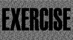 black and white typography exercises workout motivation motivational 1920x1080 wallpaper Wallpaper HD
