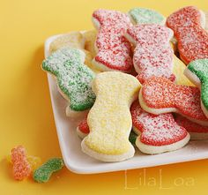 Sour Patch Kid Cookies, LilaLoa