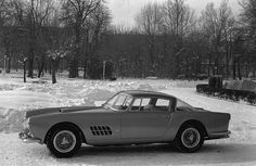 Classic car of the week: 410 Superamerica Modena by Ferrari. The car was unveiled to the public in 1955, and its elegant bodywork was an inspiration to many brands that followed.