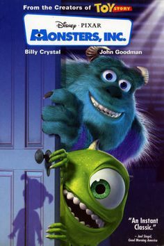 Image result for monster inc movie
