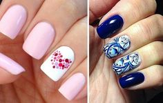 It's a very beautyfull and nise nail's art for 2016!