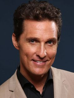 Matthew McConaughey (True Detective), 2014 Primetime Emmy Nominee for Outstanding Lead Actor in a Drama Series
