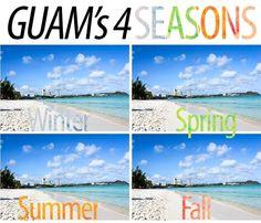 guam seasons