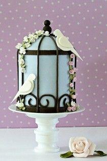 Special Wedding Cakes ♥ Wedding Cake Design | Suslu Dugun Pastalari