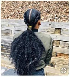 Ponytail Protective Hairstyles, Protective Styles, Teen Hairstyles, Hair Looks, The Twenties, Hair Inspo, Curly Hair Styles, Natural Hair Styles, Hairstyle Ideas