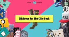 Looking for a geeky gift that's as useful as it is quirky? Here are some gift ideas to help gear up the chic geek. These fashionable finds exude nerdy without just sitting on the shelf. You Look Pretty, Pretty Cool, Adventure Time Backpack, Pokemon Beanie, Cheeky Nandos, Geek Gear, Geek Chic, Hand Warmers