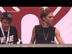 Krewella Live at iHeartRadio Ultimate Pool Party 2013