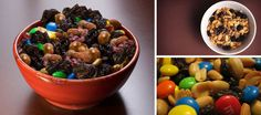 Recipes for Style – LuWanna's Famous Trail Mix