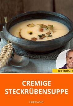 Cremige Steckrübensuppe | eatsmarter.de